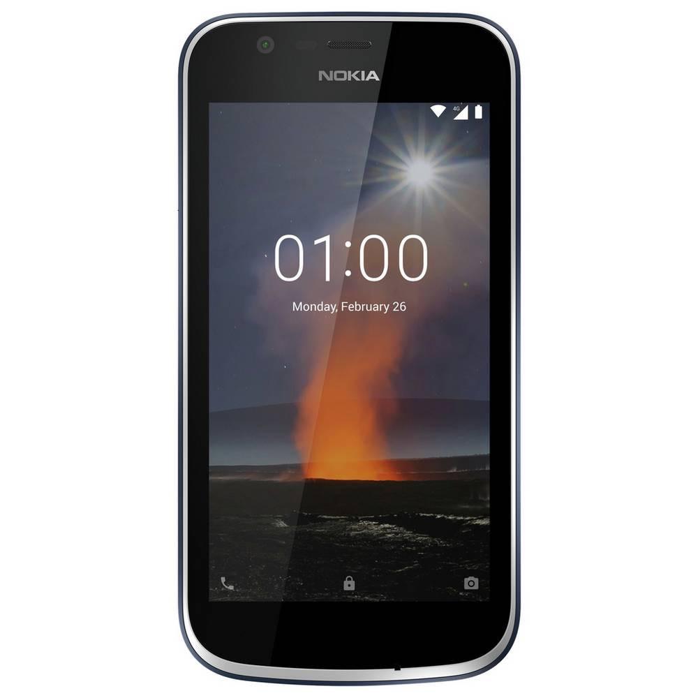 Sim Free Nokia 1 - Dark blue/Warm red at Argos for £49.95