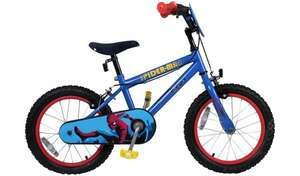 Spider-Man Homecoming 16 Inch Kids Bike £54.99 @ Argos - Free C&C
