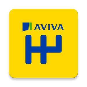Aviva Drive App Save 48% on annual policy