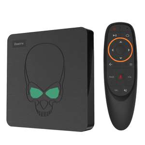 Beelink GT-King Amlogic S922X Android 9.0 4GB DDR4 64GB TV Box Italy warehouse - £100.67