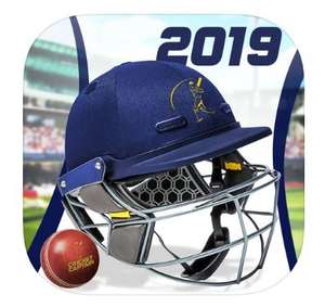 Cricket Captain 2019 Free at Apple Store