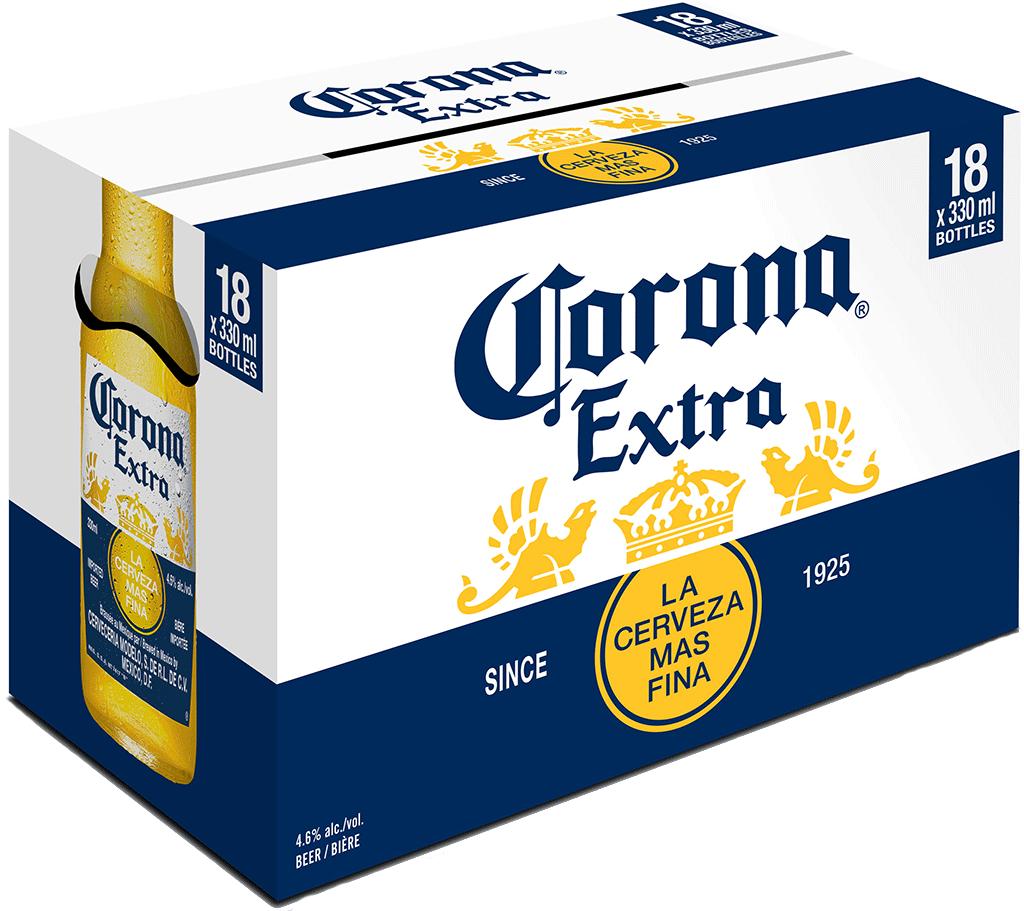 Corona 18 x 330ml £11.99 @ Aldi