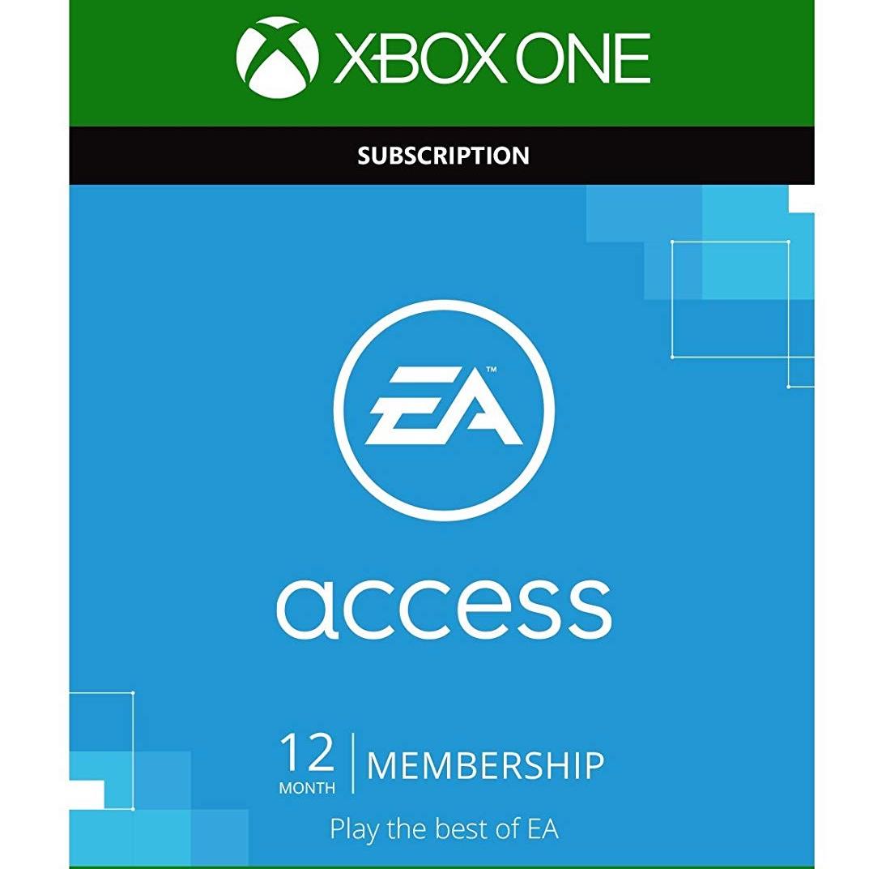 EA Access - 1 Year Membership £13.99 [Xbox One - Download Code] @ CDKeys