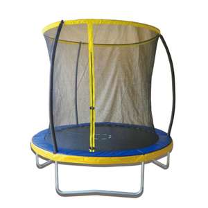 8ft Trampoline with enclosure £79.95 @ Homebase