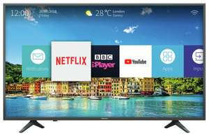 Hisense 65 Inch H65A6250UK Smart 4K UHD TV with HDR - £419.98 at Costco instore with a 5 Year Warranty.