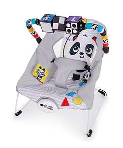 Baby Einstein more to see high contrast panda bouncer £20 @ Mothercare Free C&C