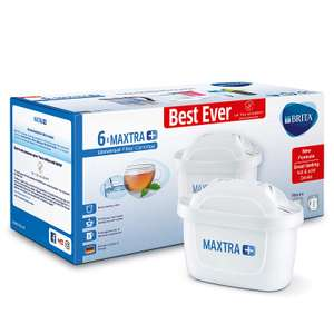 BRITA MAXTRA+ Water Filter Cartridges, Pack of 6 £17.99 (Prime) / £22.48 (non Prime) at Amazon