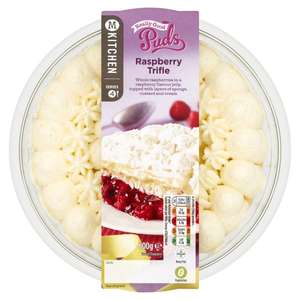 M Raspberry Trifle 600g for £1 @ Morrisons