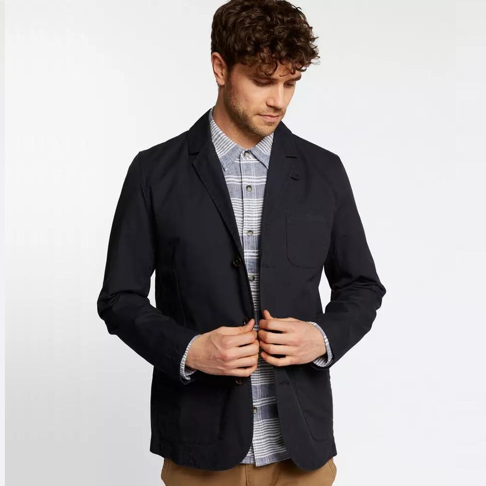 Thorney Blazer Men's 100% cotton navy blazer £42 Fat Face - Free C&C / £2.95 p&p