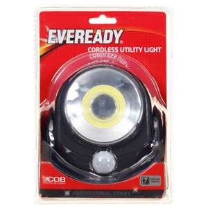 B&M Eveready Cordless Utility Light £5 from £7.99