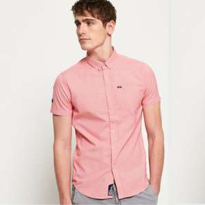 Superdry Shirts Reduced on eBay Superdry Store starting at £9.87 delivered