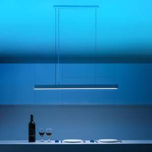 Xiaomi Yeelight 294 LED Smart Ceiling Light - Wi-Fi / Voice or App Controlled / Colour Changing / Height Adjust £82.85 Delivered @ Tomtop