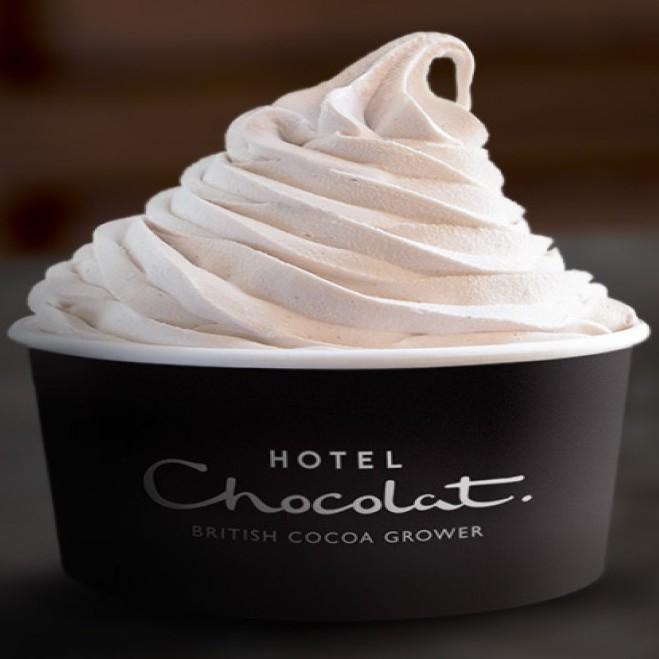 Hotel Chocolat Free 'Ice Cream of the Gods' ice cream for HSBC Advance Members