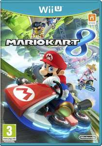 Mario Kart 8 (Wii U)  pre-owned £8 instore / £9.50 delivered @ CeX