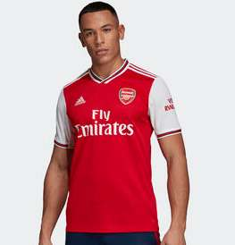 New Arsenal Home Jersey  £55.21 @ Adidas (Using vouchercodes voucher)