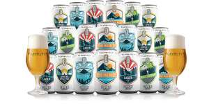 Flavourly 20 x Craft Beer for £19 (new customers only)