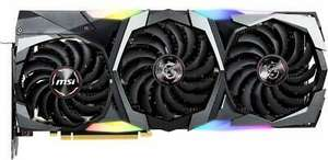 Refurbished MSI GeForce RTX 2080 Ti GAMING X TRIO Graphics Card - £800.99 @ techsave2006 ebay