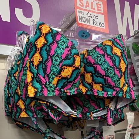 Full Bikini Set / Swimsuit £5 from Poundland (Pep & Co)