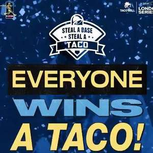 Free Taco @ Taco Bell on 4th July