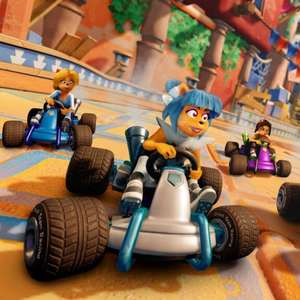 Crash Team Racing Nitro Fueled FREE Grand Prix First Season Content starting July 3rd until July 28th!