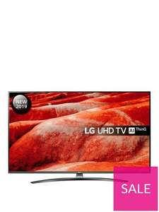 LG 55UM7660PLA55 inch Active HDR Ultra HD 4K TV with Advanced Colour Enhancer £699 at Very