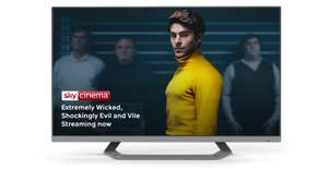 Now TV Sky Cinema Pass £20 for 3 months with voucher code for new customers @ NowTV