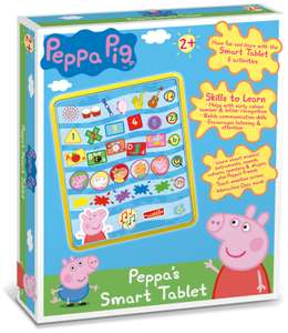 Peppa Pig Smart Tablet @ Argos Free C&C £9.99