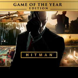 Hitman Game of the Year Edition -75%  £10.62 at GamersGate