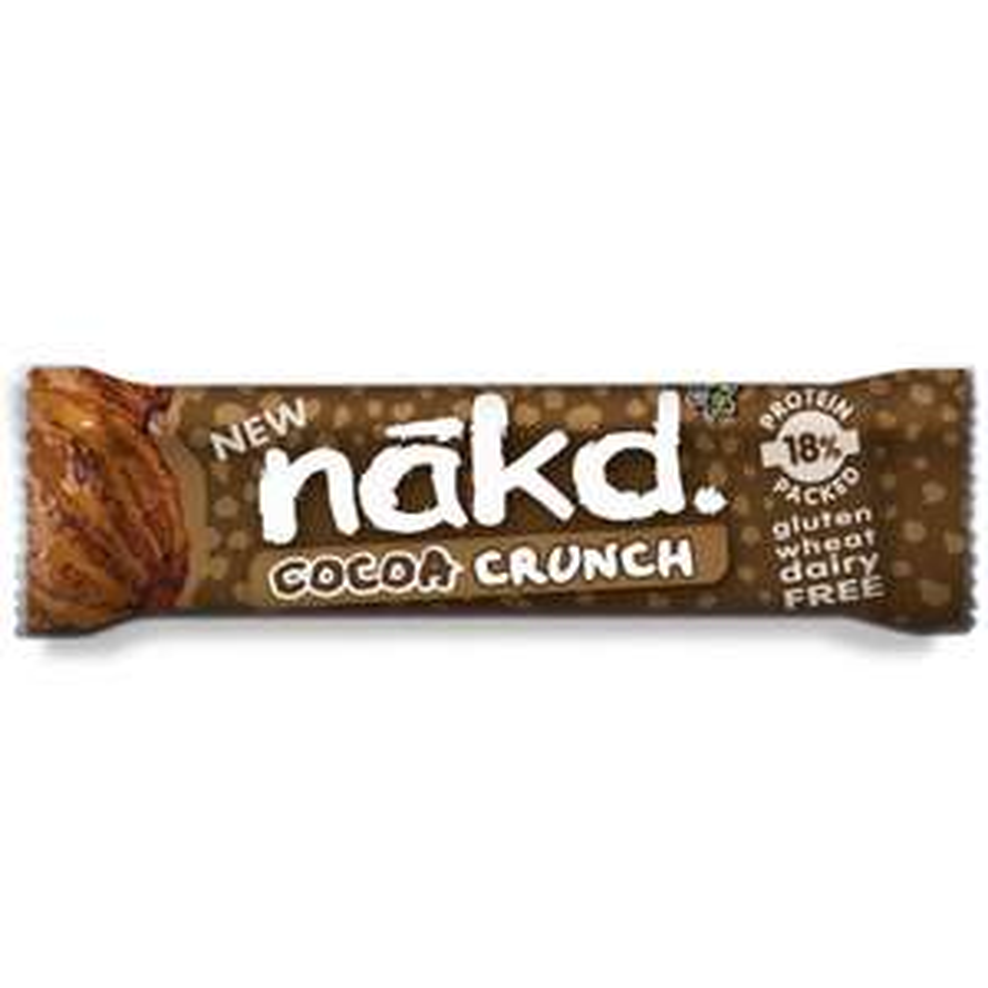 NAKD Bars £0.29p each at Home Bargains