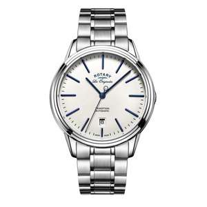 """Rotary GB90161-02 Automatic """"Les Originales"""" Swiss made Sapphire crystal watch - £195 at HS Johnson"""