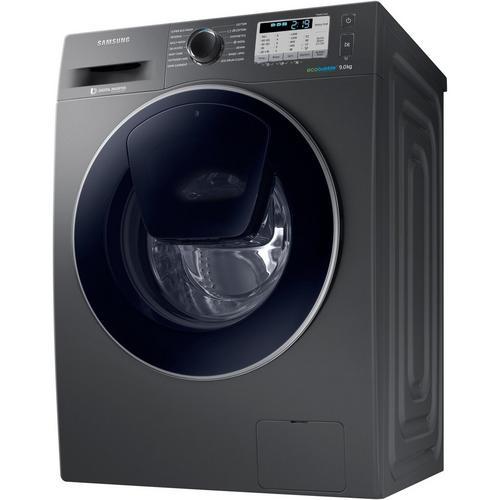 Samsung AddWash WW90K5412UX 9kg 1400rpm Washing Machine – Graphite with 5 Year Warranty £379 delivered @ Appliance City