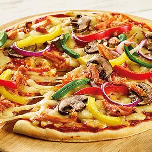 """Large 14"""" Pizza & Large Salad Bar - Instore Meal Deal @ Morrisons - £5"""