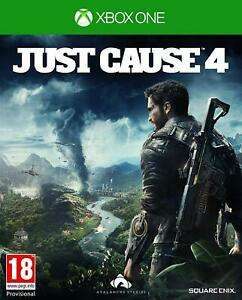Just Cause 4 Standard Edition (Xbox One) - £12.99 @ eBay / Boomerang Rentals
