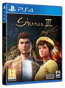 Shenmue III - Collector Edition PS4 for £64.85 Pre-Order (19th NOV 2019) Pay later @ Shopto