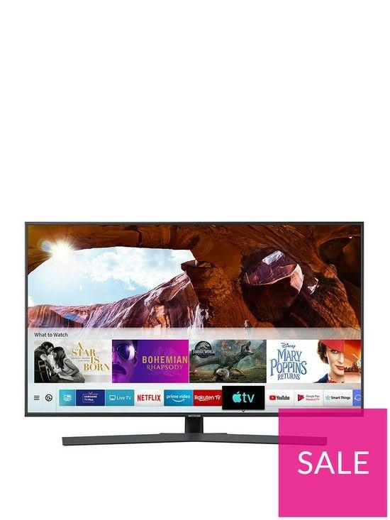 SamsungUE55RU7400(2019) 55 inch, Dynamic Crystal Colour, Ultra HD 4K Certified, HDR, Smart TV £589 VERY