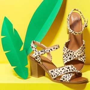 Debenhams Today Only 40% Off selected Women's Sandals - SH4J Free Delivery