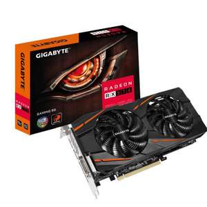 Gigabyte Radeon RX 570 Gaming 8GB Graphics Card £148.47 delivered at Ebuyer