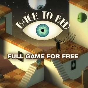 Back To Bed (Free) at IndieGala