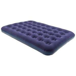 New Eurohike Camping Equipment Sleeping Flocked Double Airbed £10.95 ebay / ultimate-outdoors