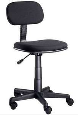 Half Price Argos Home Gas Lift Height Adjustable Office Chair -Black - £12.49 + Free C&C @ Argos