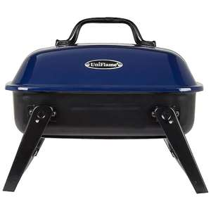 Uniflame Portable Festival Grill - Blue for £9 @ George (Free C&C)