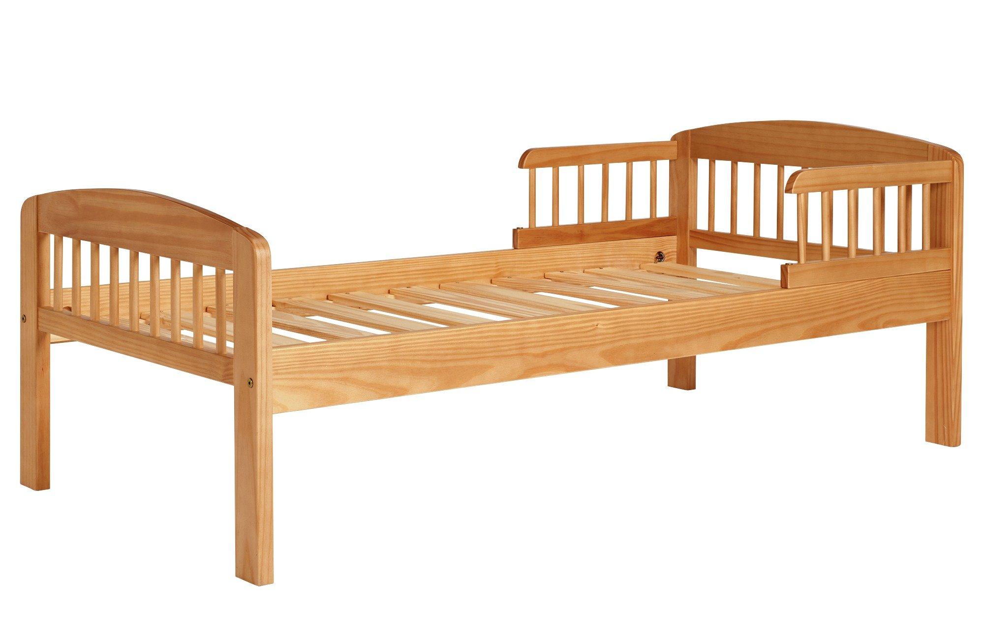 Argos Home Jesse Pine Toddler Bed Frame @ Argos Free C&C £37.49