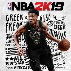 NBA 2K19 Special Promotion! Offer ends 9 July - £6.39 at Steam Store