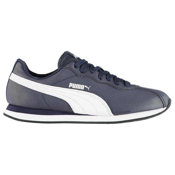 Puma Turin ll trainers £24 + £4.99 p&p at Sports Direct (10% @ topcashback)