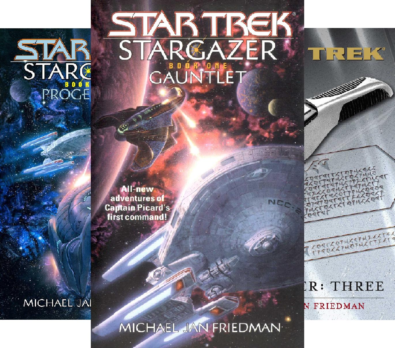 Star Trek: Stargazer (3 Book Series) Kindle £2.97 Amazon