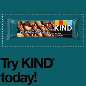Free Chocolate Snack Bars - 10,000 to give away!