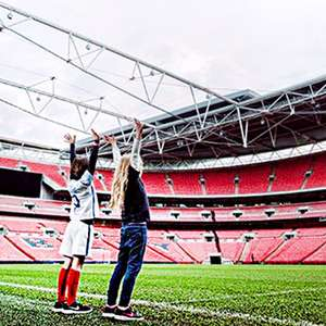 Tour of Wembley Stadium For 2 people £9 with code / Works out at £4.50pp @ Red Letter Days