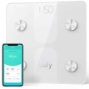 eufy App Compatible Smart Scale - Bluetooth / BMI / Composition £24.99 Sold by AnkerDirect and Fulfilled by Amazon.