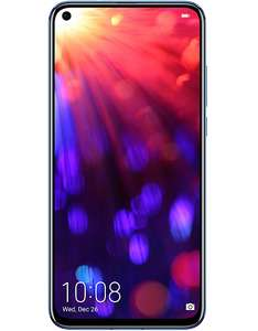 Honor View 20 Phone 256GB for £19.99 a month £0 Upfront at Carphone Warehouse & Other Great Honor Deals