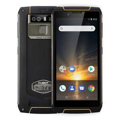 "Cubot King Kong 3 Black 5.5"" 6000mAh Battery   64GB 4GB RAM 4G Dual SIM Unlocked & SIM Free £169 @ Laptops Direct"